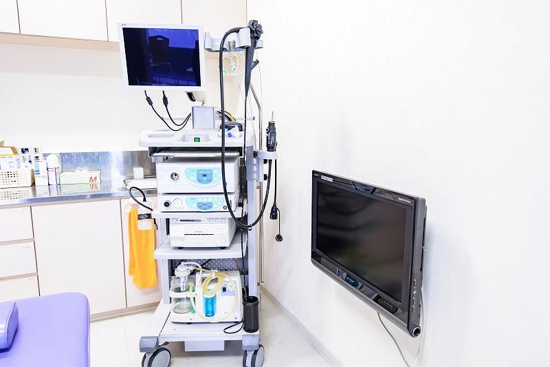 内視鏡検査で、病気の予防や早期治療を