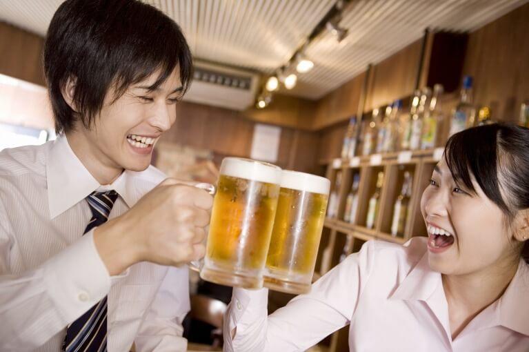 お酒の強さは遺伝子で決まる!?